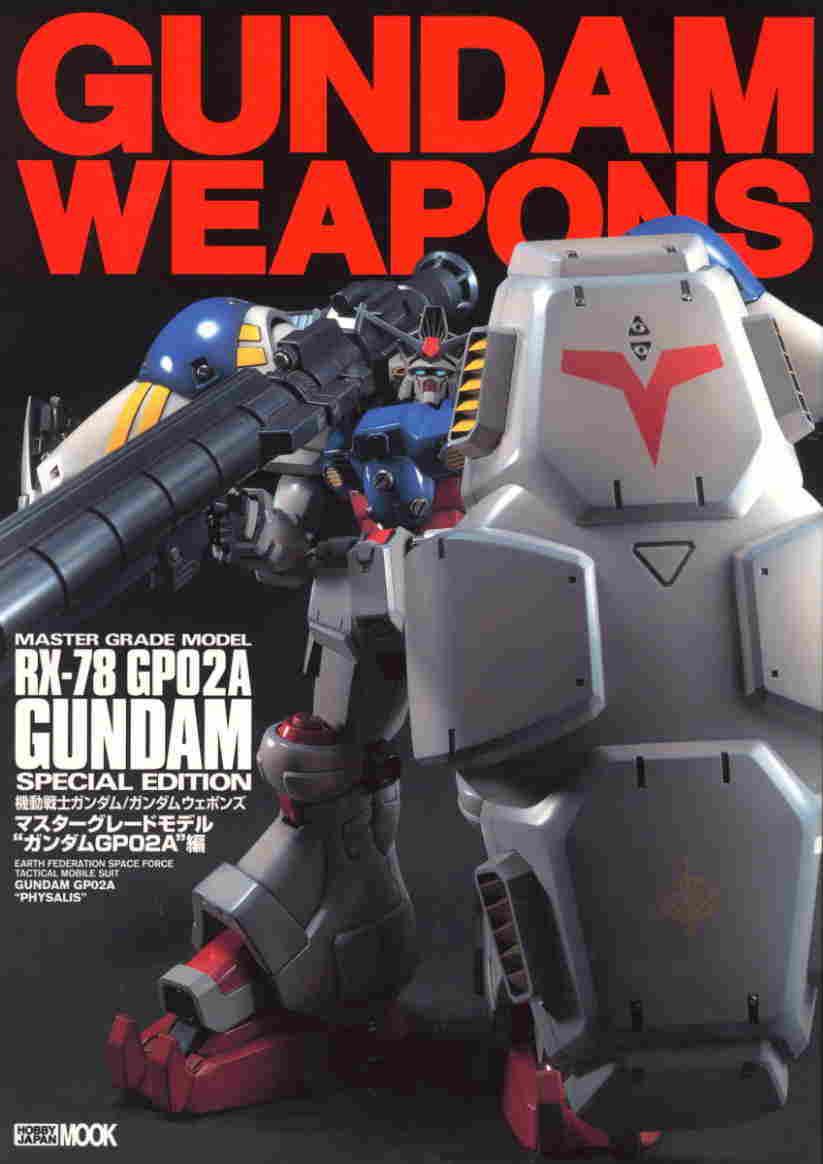 RX-78 Gundam Weapons